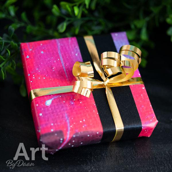 Luxe cadeauverpakking sieraden