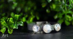Armband met as van een dierbare