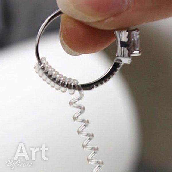 Ring verkleiner voor ringen