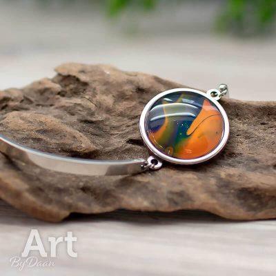 armband-RVS-020-20mm-blauw-met-oranje-handgemaakt3.jpg