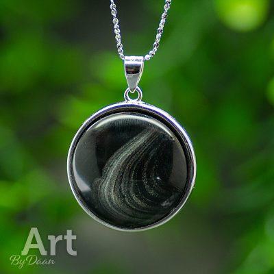 handgemaakte-echt-zilveren-hanger-met-zwart-en-zilver2.jpg