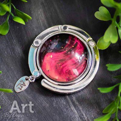 handgemaakte-tassenhanger-met-rozezwarte-steen-handgemaakte-sieraden-1.jpg