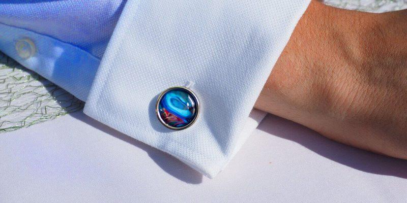handgemaakte sieraden - Hoe draag je manchetknopen