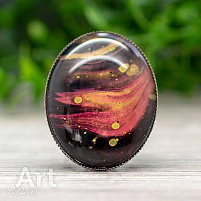 ring-verstelbaar-040-40x30-handgemaakt-zwart-met-roze-en-groen.jpg