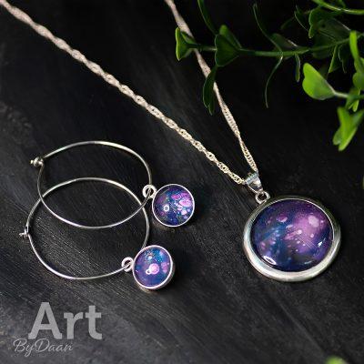 zilveren-sieraden-set-dames-paars-blauw.jpg
